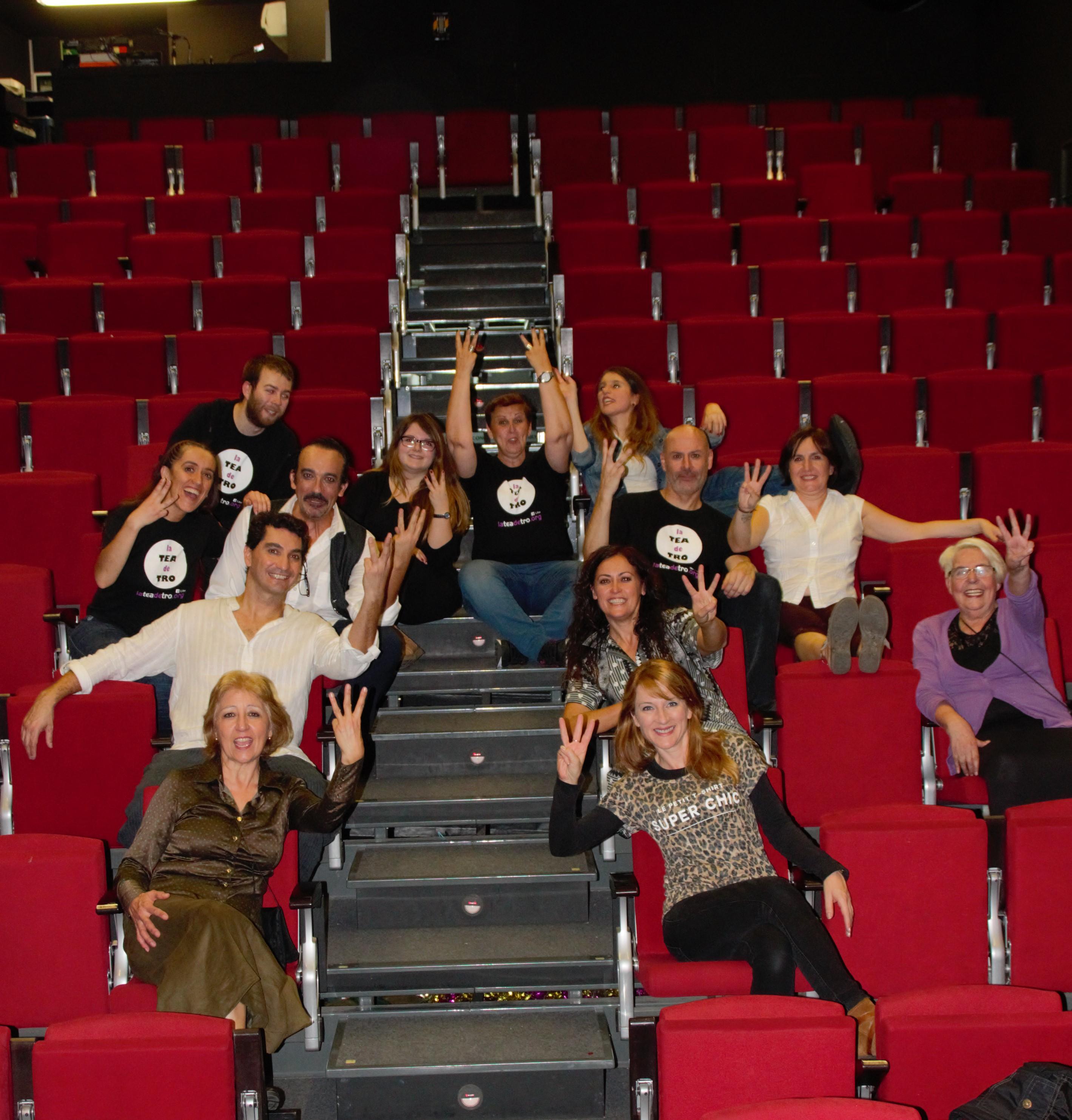LaTEAdeTRO premiada en Alegría – Dulantzi