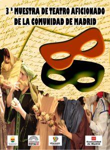 3ª Muestra de Teatro Aficionado de la Comunidad de Madrid
