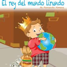 """El Rey del Mundo Lirundo es una obra dirigida al público familiar, que gustará  tanto a adultos como a niños. Los primeros disfrutarán de la crítica a la sociedad consumista actual y aprobarán la moraleja de la obra: """"el dinero no da la felicidad"""". Los niños se divertirán con las andanzas de Pipo, que sale de su ambiente de """"niño rico"""" para encontrarse con la gente """"de la calle"""". Pipo cree que un día será """"el Rey del Mundo Lirundo"""", pero cuando lo consigue se da cuenta de que no es tan fácil ni tan bonito, y que además tiene sus peligros. Conocerá a personajes tan interesantes como la bruja Asombrosa y su nieta Castañuela, Manolo el de los cartones, Trina la de los pájaros, la Tía Periódicos, y los siniestros Careto y Coruja que en el fondo no son tan malvados como parecen."""